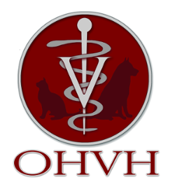 Oak Harbor Veterinary Hospital Logo
